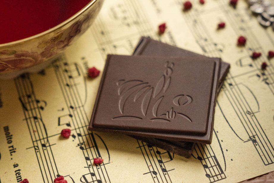 Organska čokolada kockice