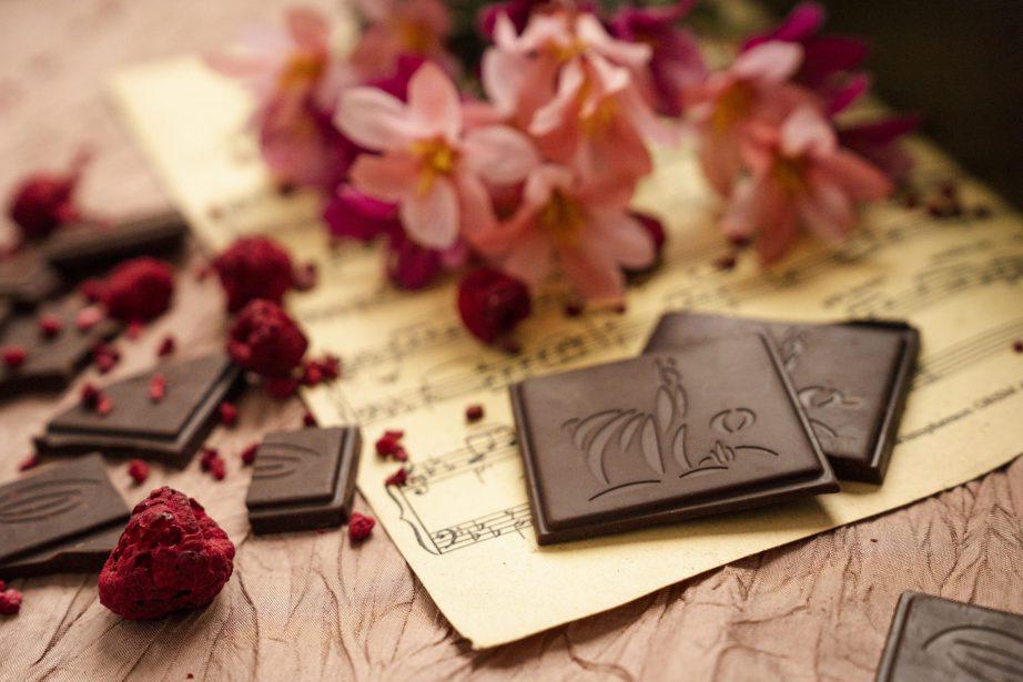 Chocollama organska čokolada malina