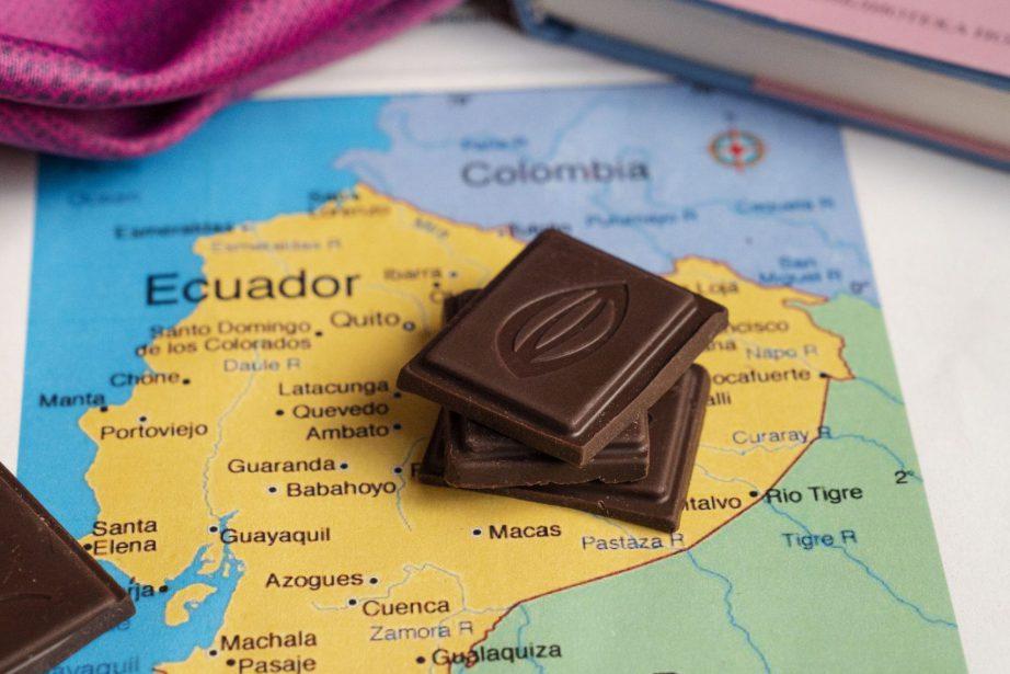 Ekvador Organska čokolada