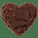 Chocollama srce organska čokolada
