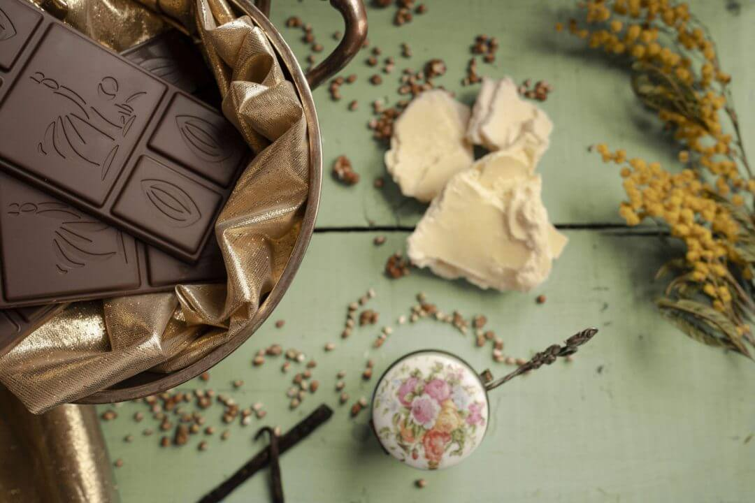 Arriba Nacional kakao buter Chocollama